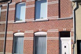Gevelrenovatie Sint-Andries